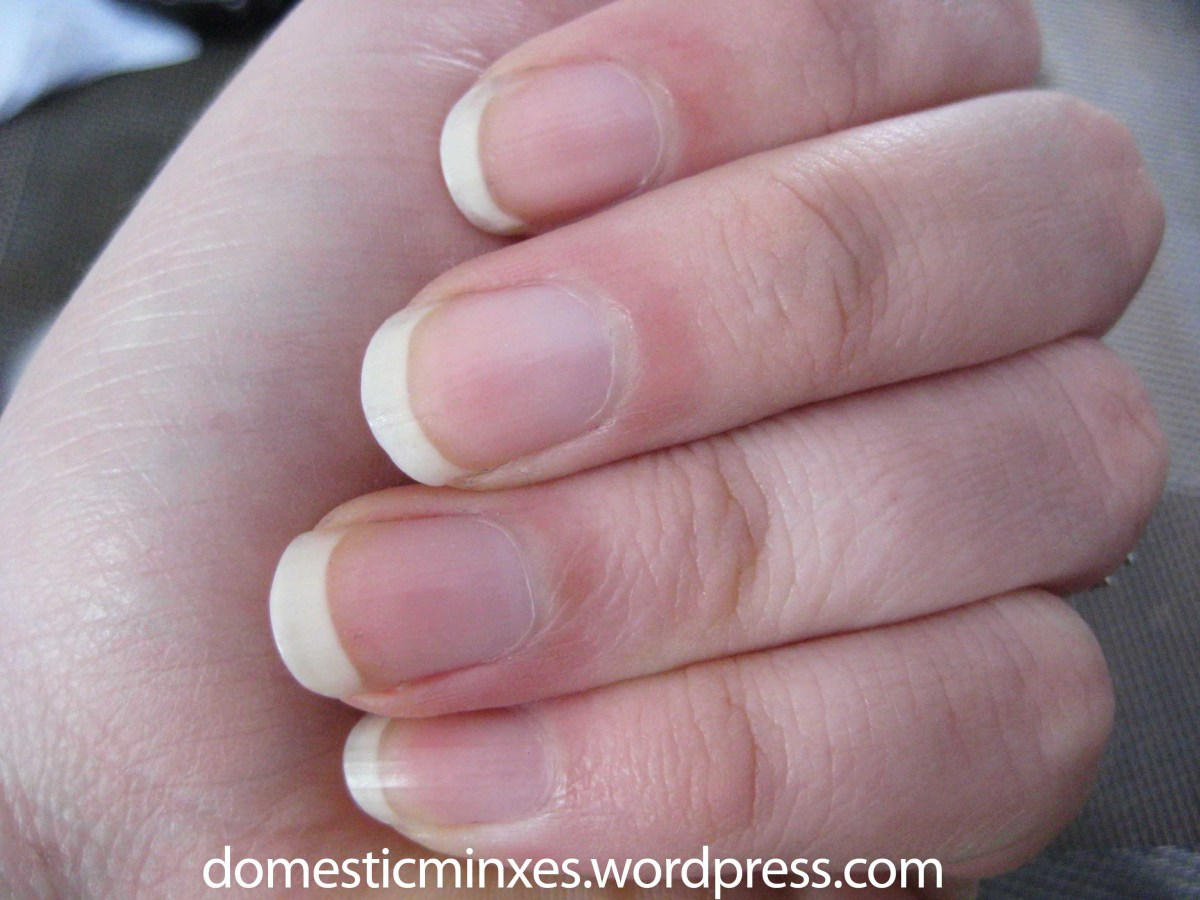 how to have beautiful natural nails domesticminxes
