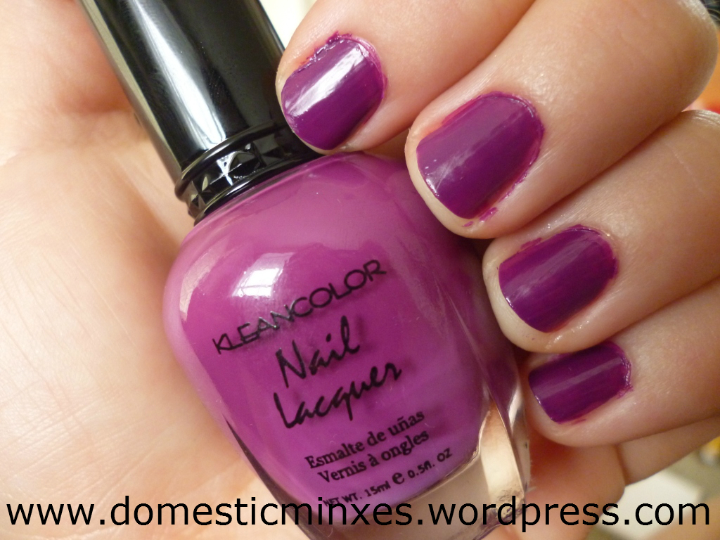 MaSucree\'s Week Worth of Nail Polish | DomesticMinxes