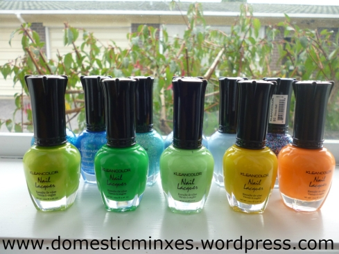 02-02-2012 KleanColor All the polishes dm