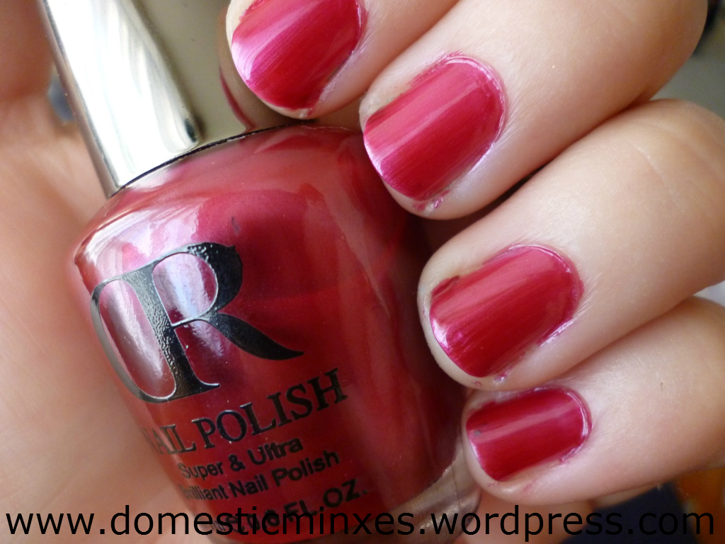 CR Nail Polish Swatches | DomesticMinxes