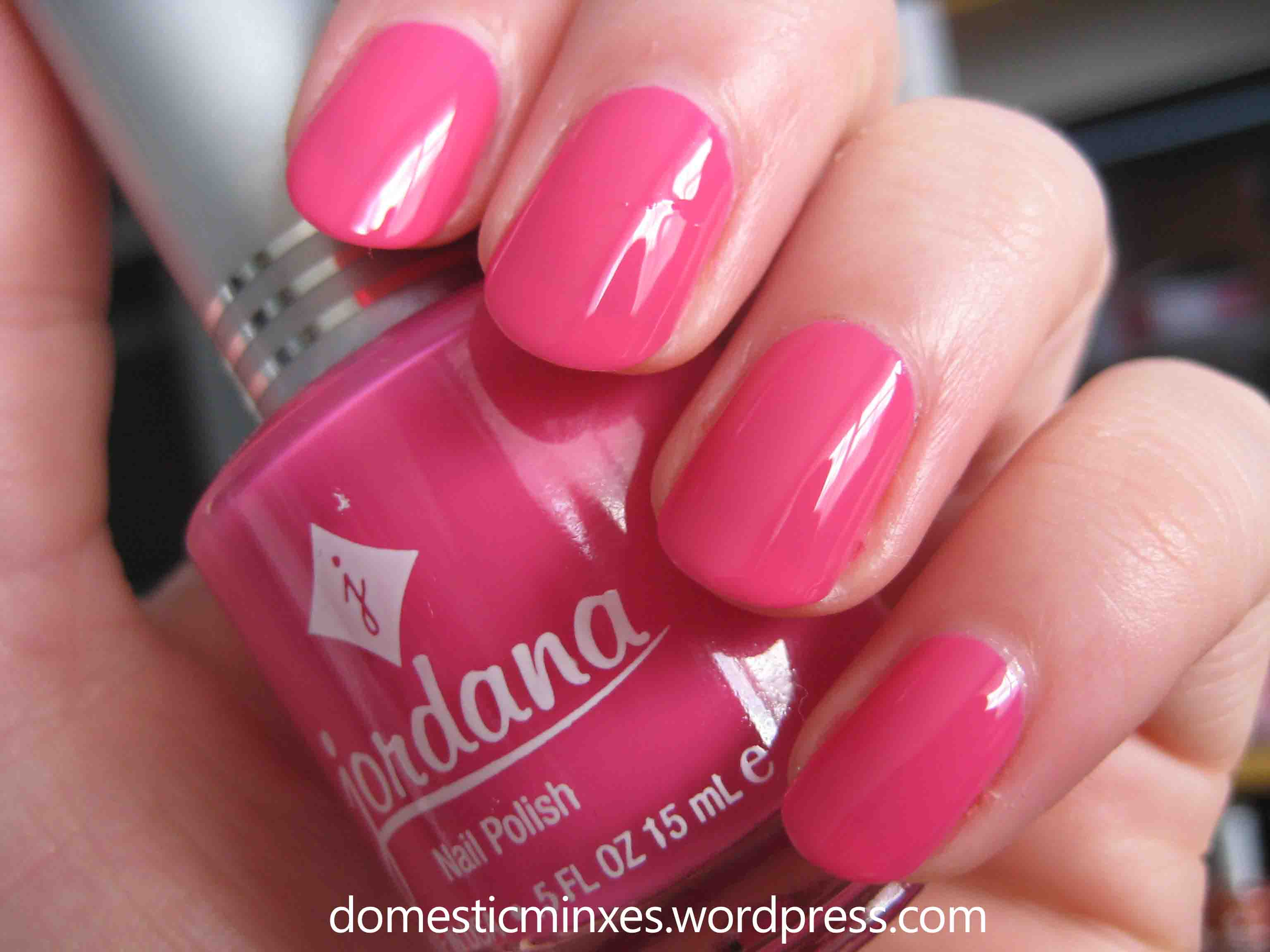 Jordana Nail Polish Swatches | DomesticMinxes