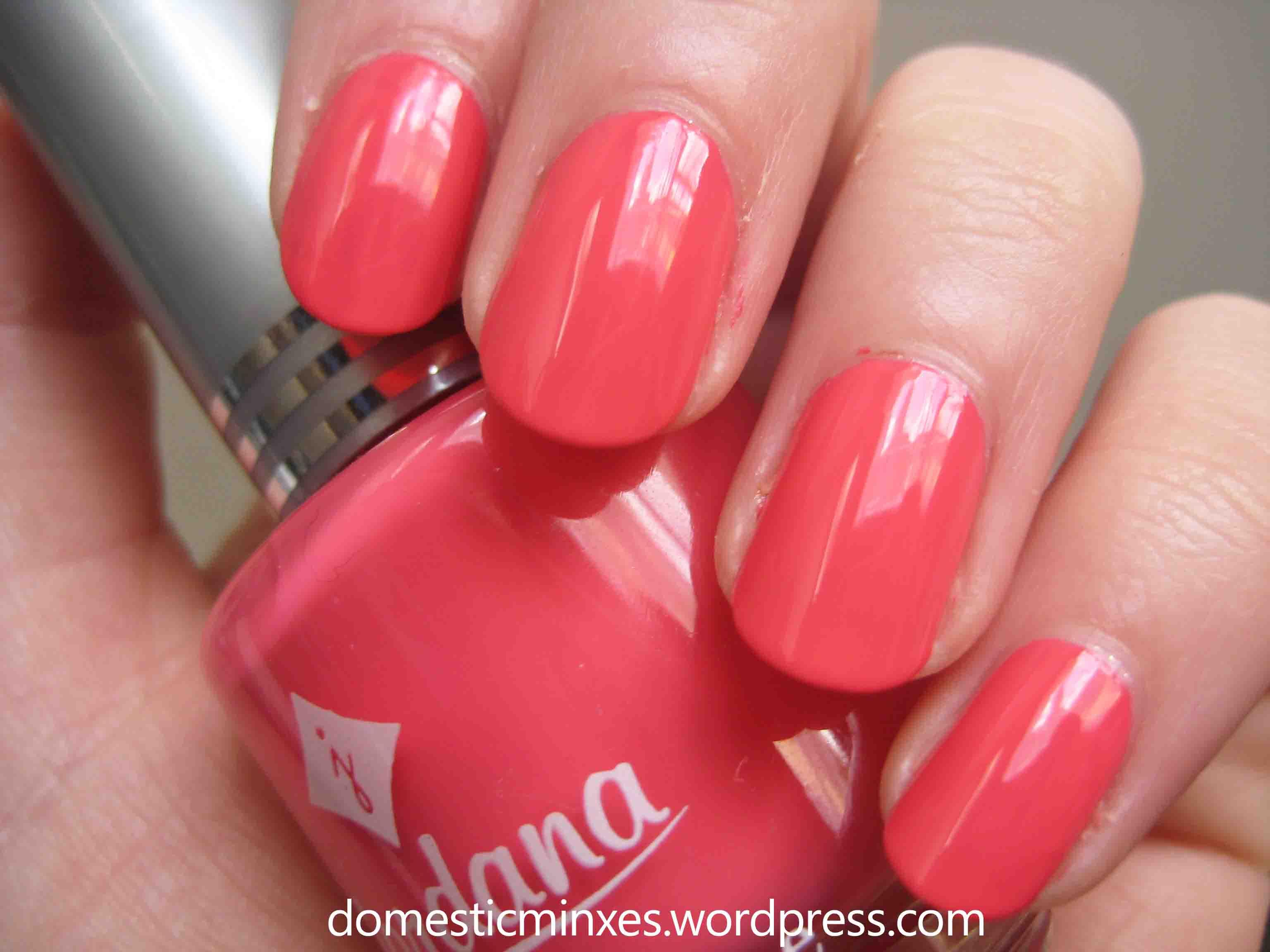 Jordana Nail Polish Swatches | DomesticMinxes