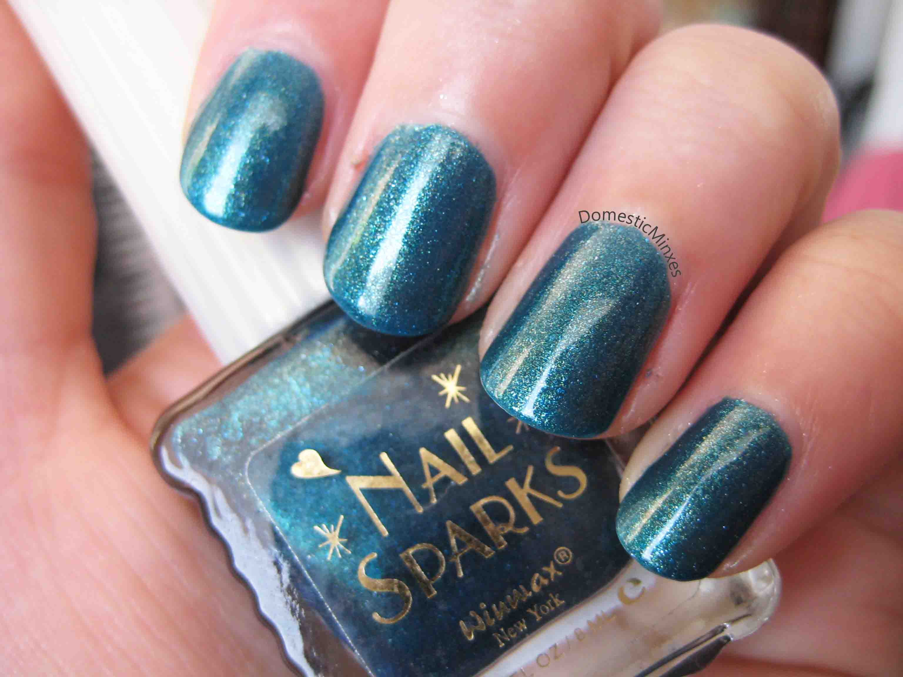 Four Winmax Polish Swatches | DomesticMinxes